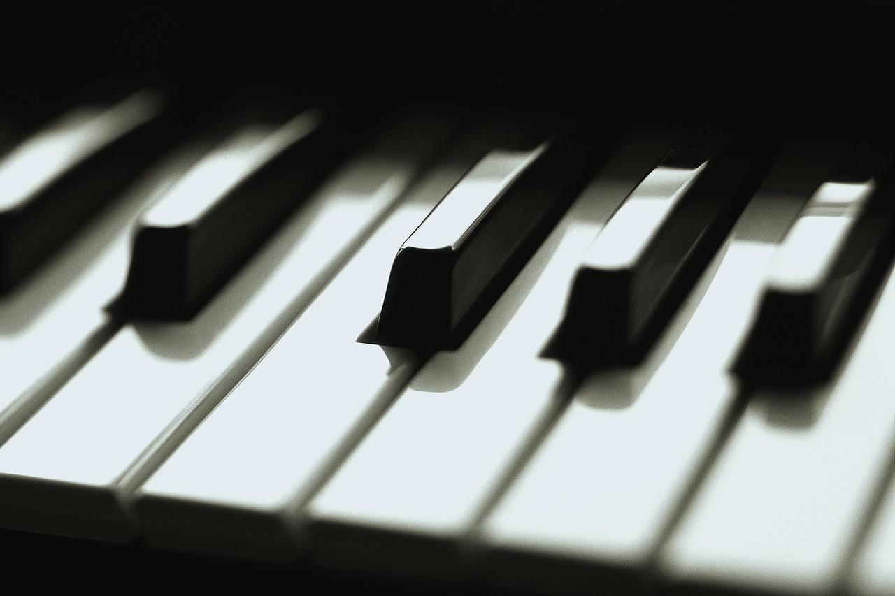 Zajęcia gry na pianinie