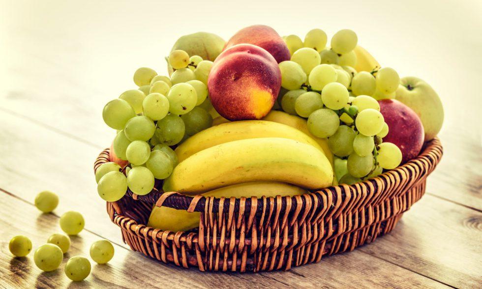 Dostawy produktów mlecznych, owoców i warzyw w październiku