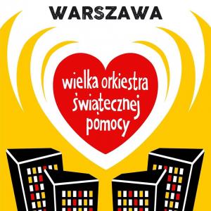Serdecznie zapraszamy chętnych uczniów do wzięcia udziału w wolontariacie Sztab WOŚP Warszawa!