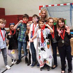 Olimpiada Kreatywności w Naszej Szkole!