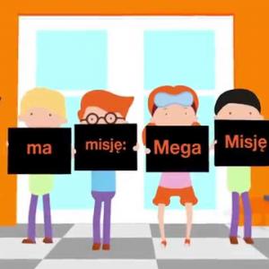 Nasza Szkoła dostała się do programu Mega Misja Orange!