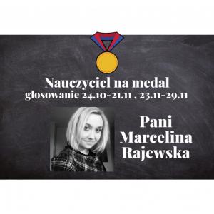 "Nominacja Polska Times ""Nauczyciel na medal"""