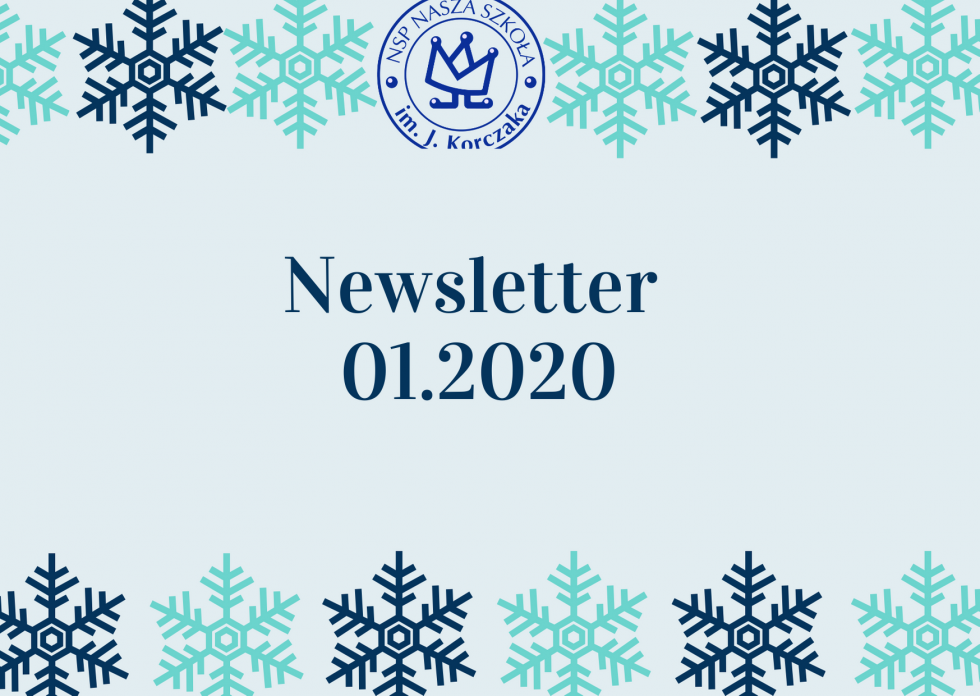 Newsletter styczeń 2020