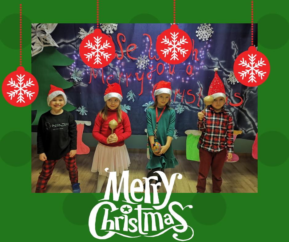 Święta z Naszą Szkołą