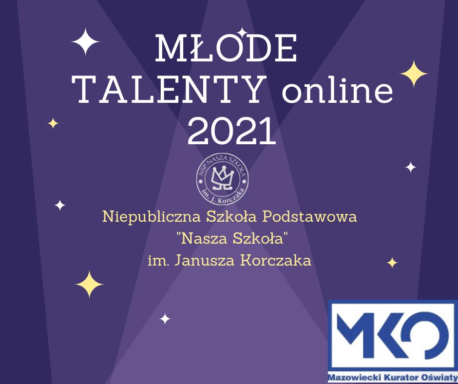 Młode Talenty online