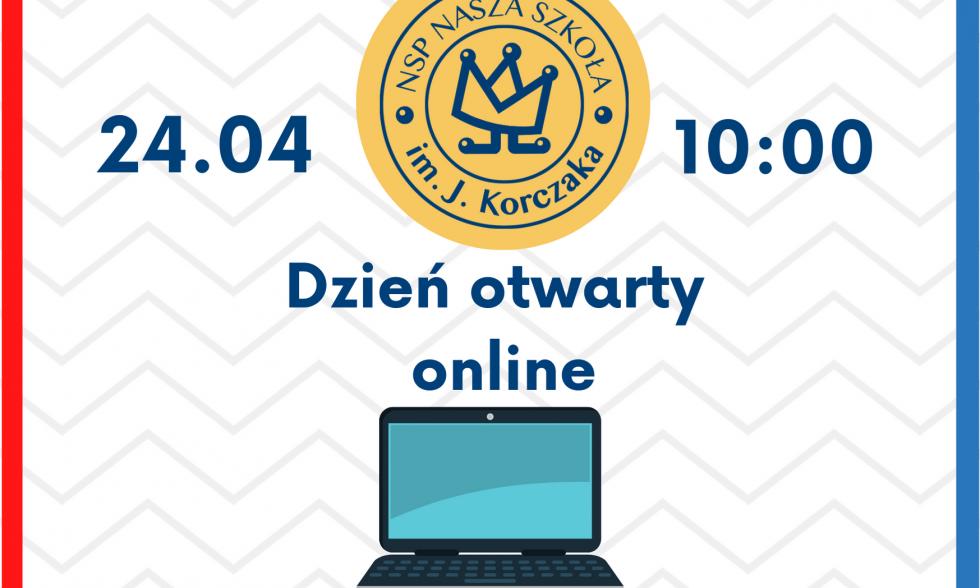 Dzień otwarty online